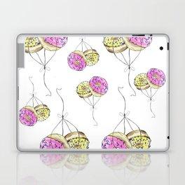 Doughnut Balloons Laptop & iPad Skin