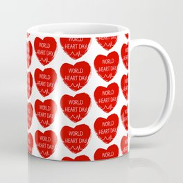 World heart day Coffee Mug