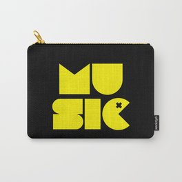 Music Man Rave Quote Carry-All Pouch