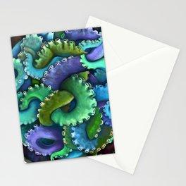 Cephalopod Stationery Cards