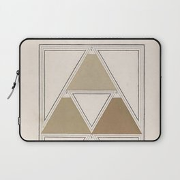 Antique Color Theory Laptop Sleeve