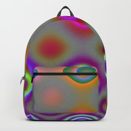 Crazy Candy's Abstract 3 Backpack