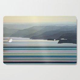 Big Sur Landscape Cutting Board