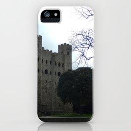 Rochester Castle iPhone Case