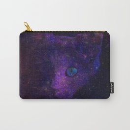 Galactic Kitty Carry-All Pouch