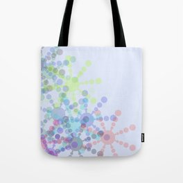 Snow Flakin' Tote Bag