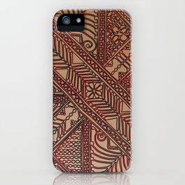 Trip to Morocco iPhone Case