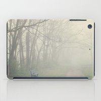 fog iPad Cases featuring Fog by Laura Ruth