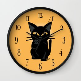 Wait please Wall Clock
