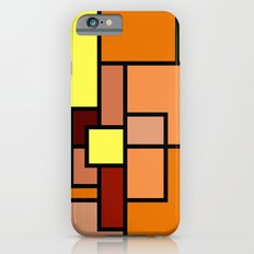 The Colors of / Mondrian Series - Lion King  iPhone 6s Slim Case