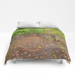 Catoctin Boardwalk Trail Comforters