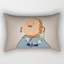 AT - Quiet Time  Rectangular Pillow