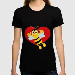 bee love T-shirt