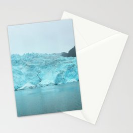 Wall of Ice Stationery Cards