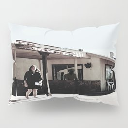 Within The Darkest Parts Of The Day Pillow Sham