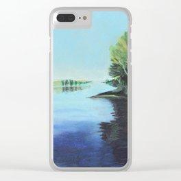 Lakeland Clear iPhone Case