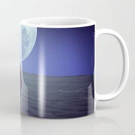 Moon alk Coffee Mug