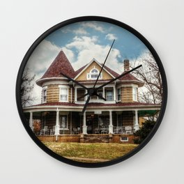 The Parlor Wall Clock