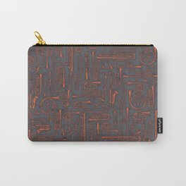 Horns COPPER Carry-All Pouch