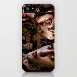 Eclipse Tribute by Martoni (Pattinson, Stewart, Lautner) iPhone Case