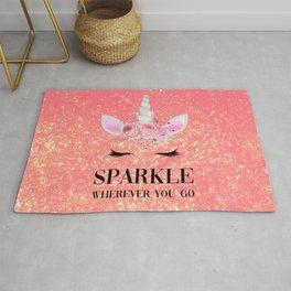 Sparkle Wherever You Go Rug