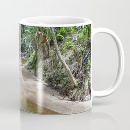 The Holy Spirit deep-forest river explorations in El Yunque rainforest PR Coffee Mug