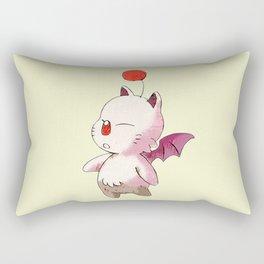 FINAL FANTASY CUTE MOGURI Rectangular Pillow