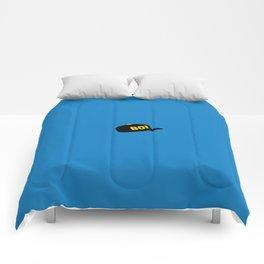 Snapback Comforters