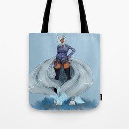 #038 Tote Bag