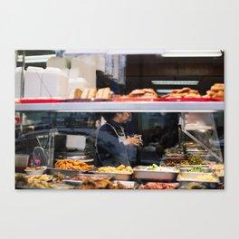 Chinatown, NYC Canvas Print