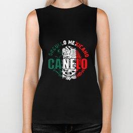 CANELO Men_s Mexico flag Alvarez Boxing Championship Orgullo Unisex Tee skeleton Biker Tank