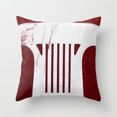 One of your ghosts Throw Pillow