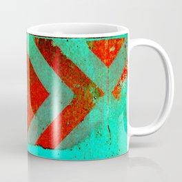 « bleu turquoise » Coffee Mug