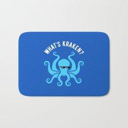 What's Kraken? Bath Mat
