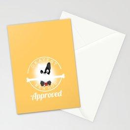 Okayest Zen Dog Stationery Cards