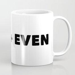 Isak+Even Coffee Mug
