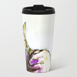 Ms. KittyLittleHead Travel Mug