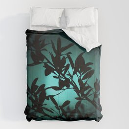 Dreaming of Teal You Comforters