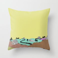 Reload Throw Pillow