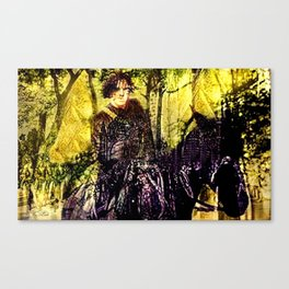 "TNTs Shakespeare Serie ""Will"" Canvas Print"