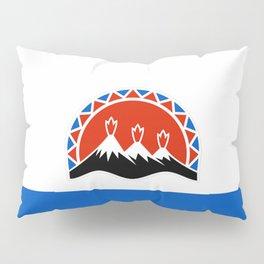 flag of Kamchatka Pillow Sham