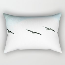 Perseverance Rectangular Pillow