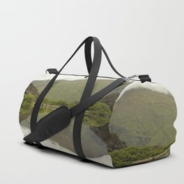 Reflections from Diamond Lake Duffle Bag