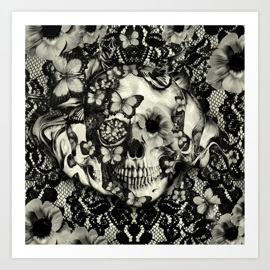 Victorian Gothic Art Print