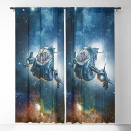 The Scout Ship Blackout Curtain