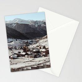 Svaneti Stationery Cards