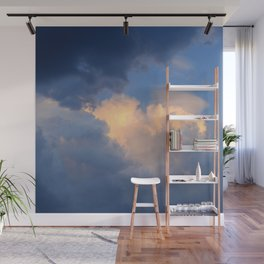 Before storm Wall Mural
