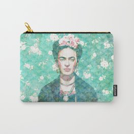 Sueños de Frida Carry-All Pouch