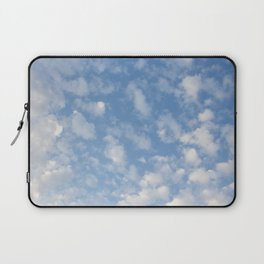 Cotton Clouds Laptop Sleeve