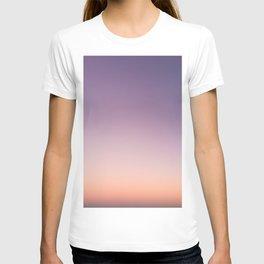 LA sunset sky gradient 0074 T-shirt